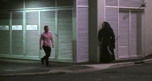 Grim Reaper Scare Prank The Royal Stampede