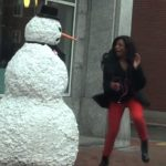 Top 50 Scary Snowman Reactions