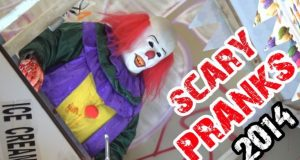 Best Scary Pranks of 2014 Compilation - Dm Pranks