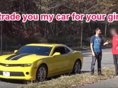 Car for Girlfriend? (Social Experiment) - Gold Digger Prank