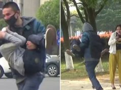 Chloroform Kidnapping Social Experiment in China